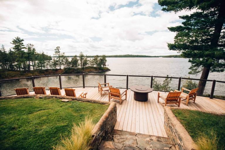 Minnesota fishing lodges