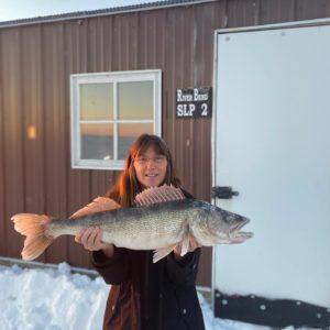 lake of the woods ice fishing